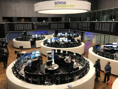 European shares attempt recovery from 2012 lows