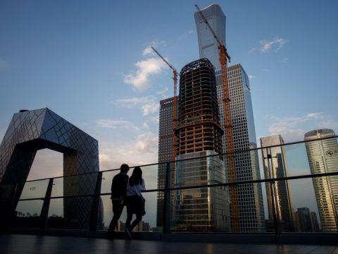 China posts first GDP decline on record as coronavirus cripples economy