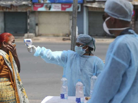 India says lockdown has spared it from overwhelming number of coronavirus cases