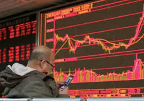 Asian Stocks Down as Chinese Crackdown Impact Continues