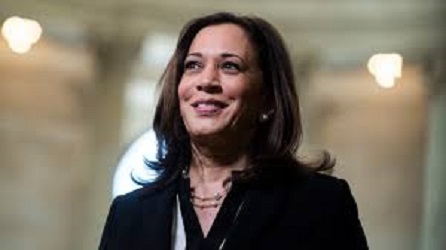 Kamala Harris sworn in as America's first woman Vice President