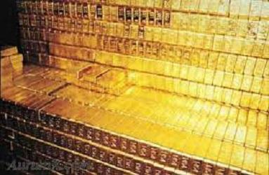 Gold Up Against Weaker Dollar, Investors Digest China's Economic Data